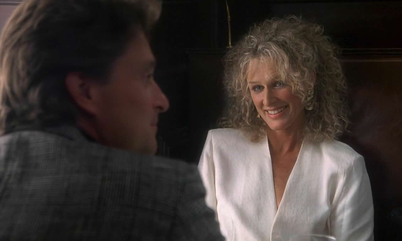 an analysis of the film fatal attraction The movie is based on the screenwriter's short film in 1980, fatal attraction screenwriter james dearden wrote and directed a short film called diversion.